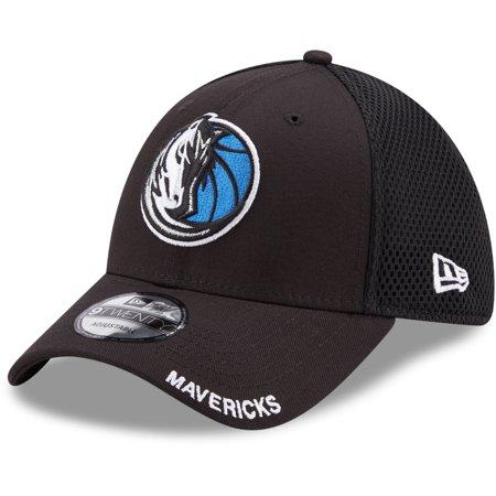 Dallas Mavericks New Era Classic Neo 39THIRTY Flex Hat - Black