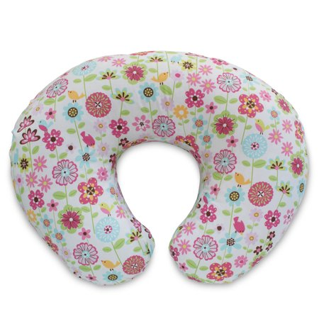 Original Boppy Nursing Pillow and Positioner Backyard Blooms