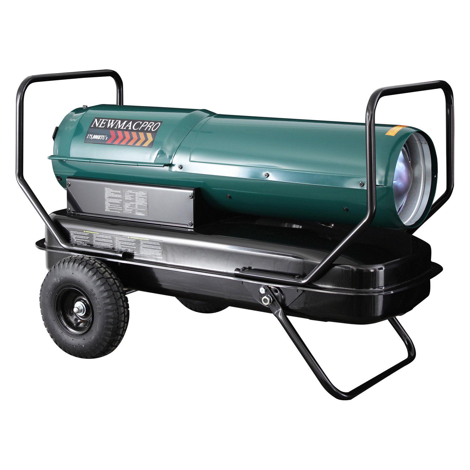NewMac 175000 BTU Forced Air Kerosene Heater by