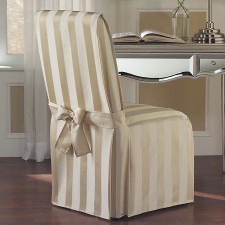 Madison 19 X 18 39 Decorative Dining Room Chair Cover Natural