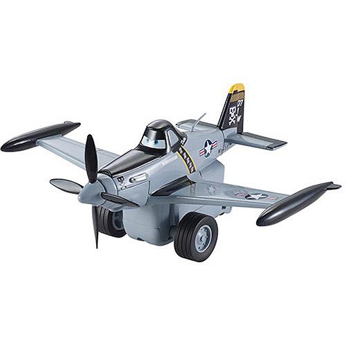 Disney Planes Pull & Fly Buddies Vehicle, Dusty Crophopper