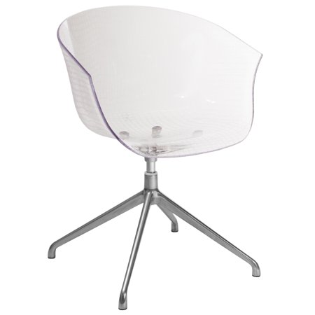 Flash Furniture Clear Acrylic Contemporary Reception Chair Huge Contemporary Acrylic