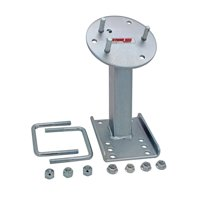 Extreme Max 3006.0064 High-Mount Spare Tire Carrier