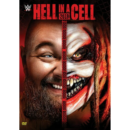 WWE: Hell in a Cell 2019 (DVD) (Wwe Hell In A Cell 2010 Results)
