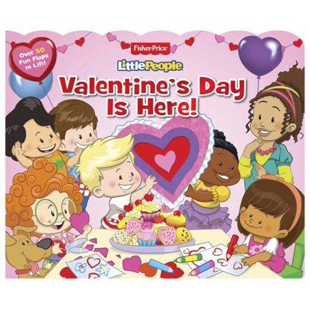 Fisher Price Little People: Valentine's Day Is Here! - Valentine Diys