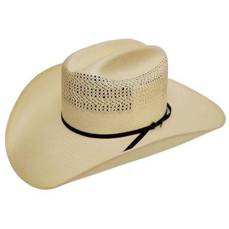 cc112ae8dcb RESISTOL HAT - Resistol Ranch Collection Chase 20X Straw Cowboy Hat With 4  1 4