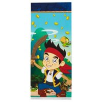 Wilton Disney Jake & The Never Land Pirates Treat Bags, 16 Ct