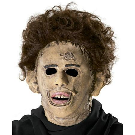 Leatherface Classic Adult Halloween Mask - Leatherface Masks