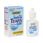McKesson Gericare Artificial Tears Lubricating Eye Drops, 15 mL