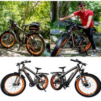Addmotor Electric Bicycle 26-Inch Mountain