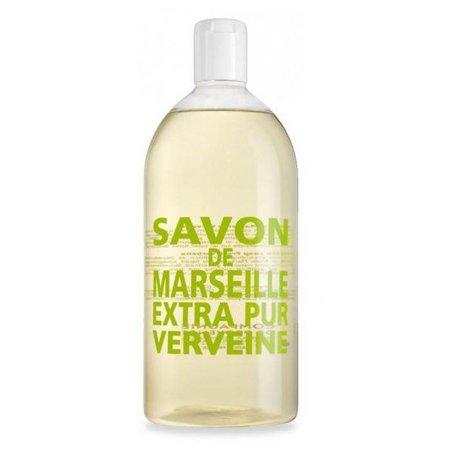 Compagnie de Provence Fresh Verbena Liquid Marseille Soap Refill