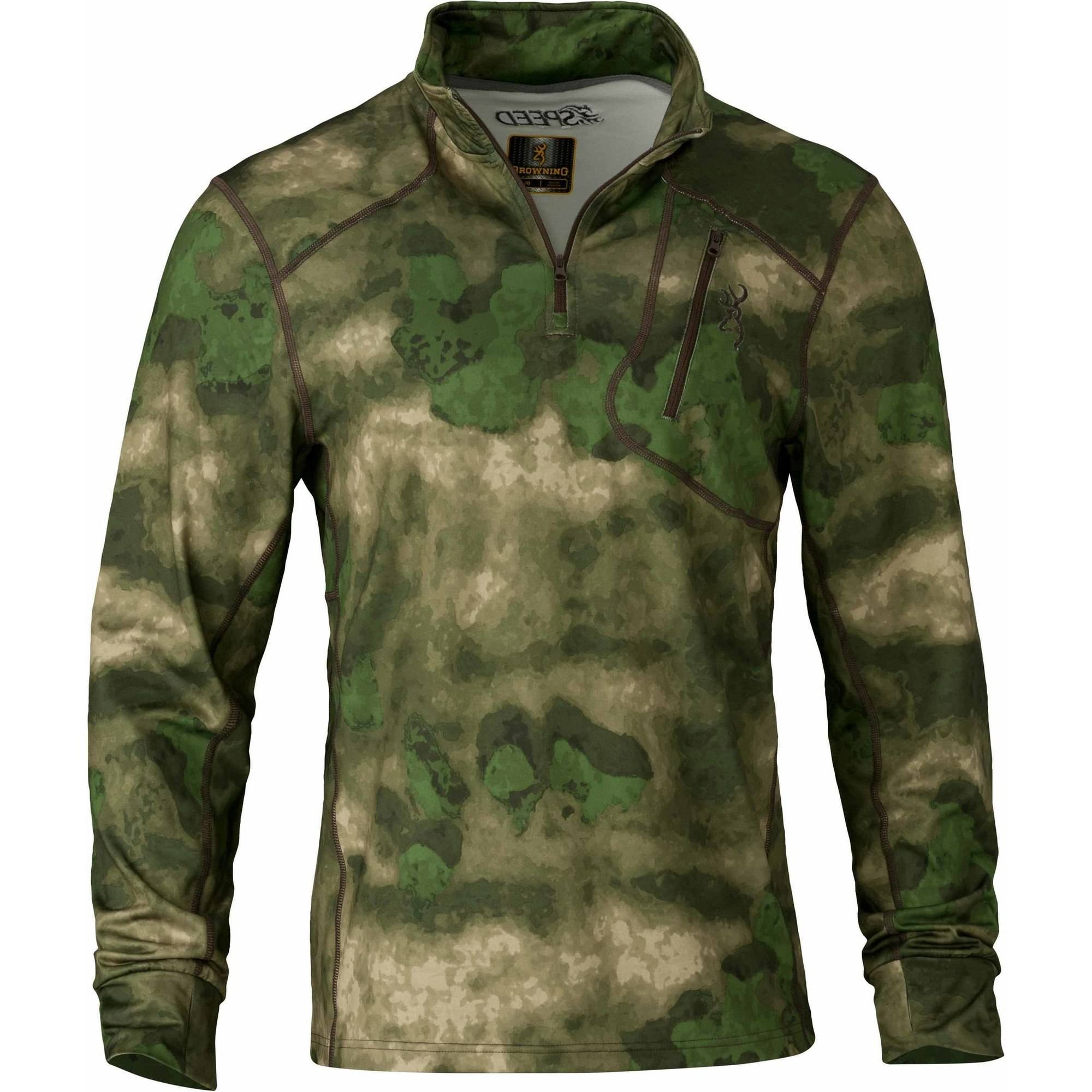 Hell's Canyon Speed Phase 1/4 Zip Top Shirt