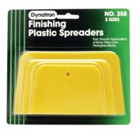 Dynatron Bondo 358 Dynatron' Yellow Spreaders - 3 Pack Assorted