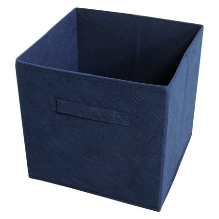 Achim Collapsible Storage Bins, Pack 4, Gray