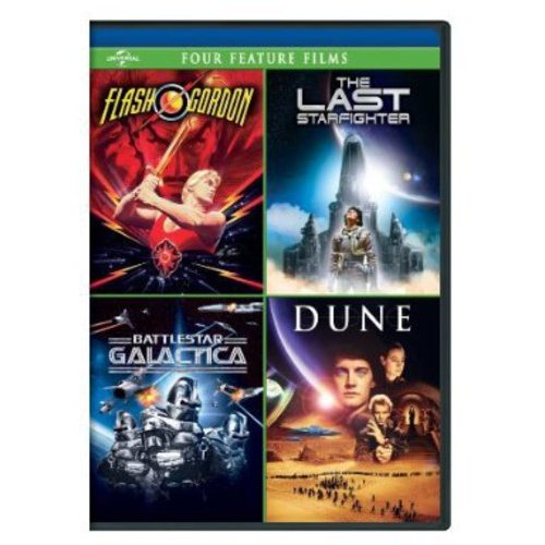 Flash Gordon / The Last Starfighter / Battlestar Galactica / Dune (Widescreen)