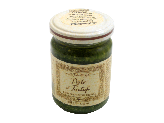 Basil Pesto with Truffle by La Favorita by