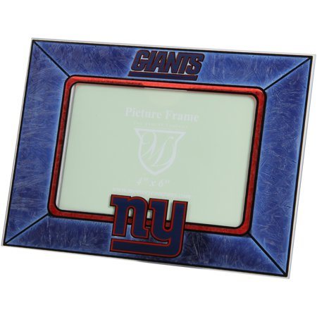 - New York Giants Horizontal Art Glass Frame - No Size