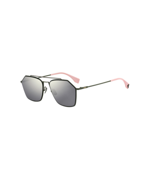 41da582c8dde Product Image Sunglasses Fendi Men Ff M 22  S 01ED Green   UE gray ivory  mirror lens