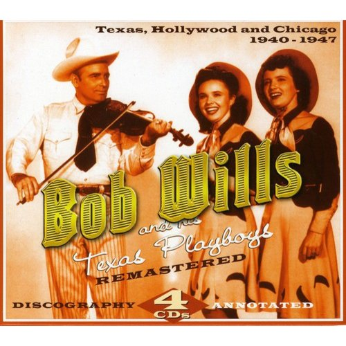 1940-1947 Texas Hollywood & Chicago