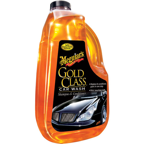 Meguiar's Gold Class Car Wash Shampoo and Conditioner