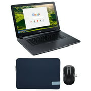 "Top 14"" Laptop with Choice of Laptop Case & Wireless Mouse Value Bundle"