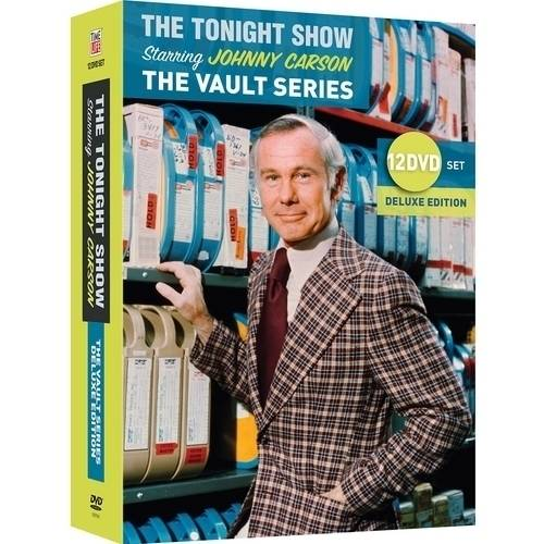 The Tonight Show Starring Johnny Carson: The Vault Series (Deluxe Edition) by Weades Moines Video