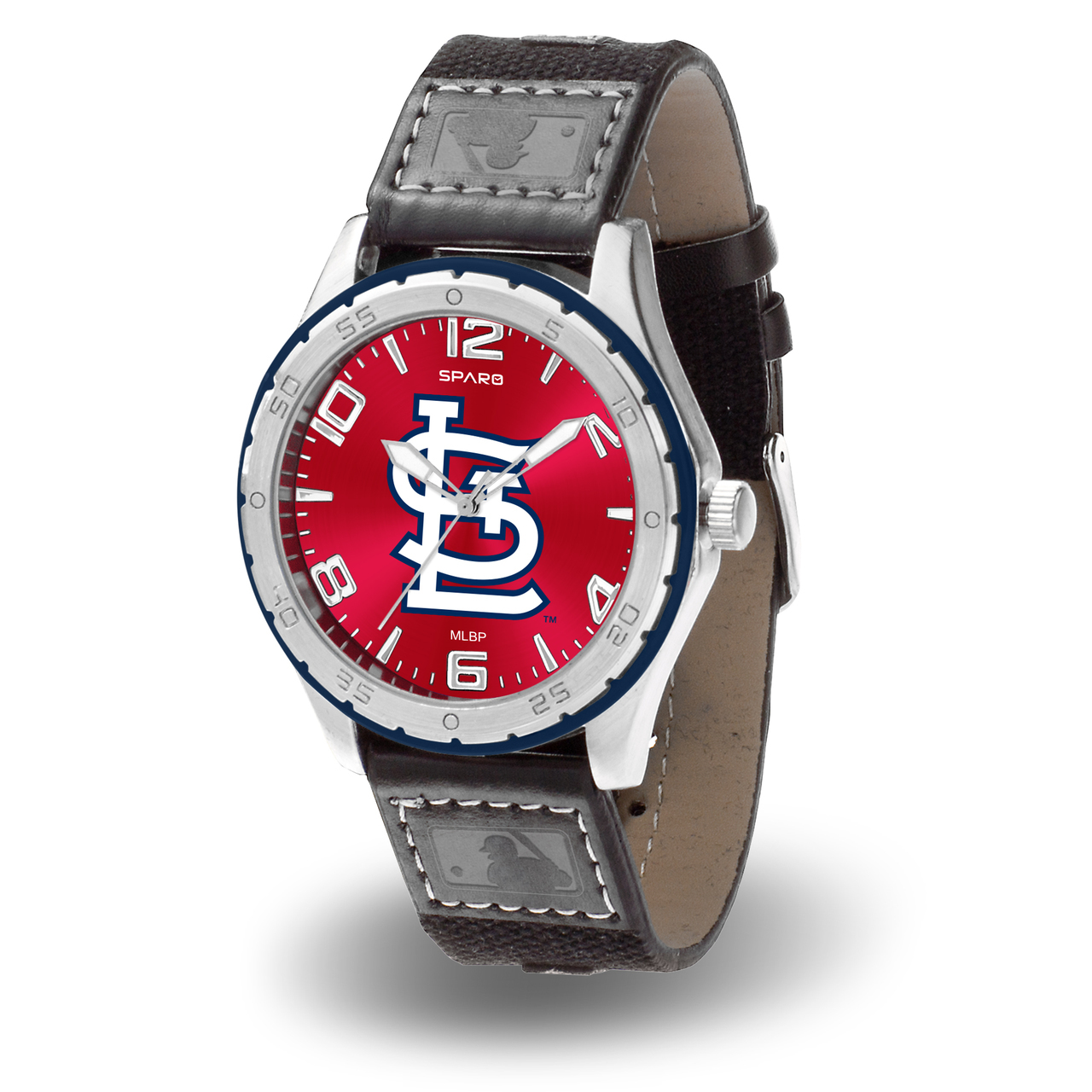 Rico Industries 9474696093 St. Louis Cardinals Gambit Watch