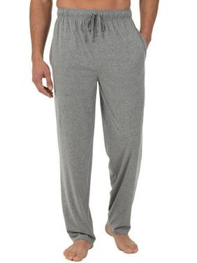 Fruit of the Loom Big & Tall Men's Jersey Knit Pajama Pant