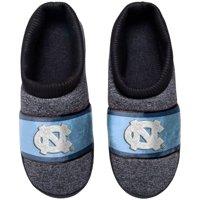 North Carolina Tar Heels Logo Cup Sole Slippers