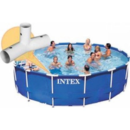 Replacement Ultra Frame Connection Tee for Intex Swimming Pool 6