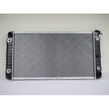 Go-Parts OE Replacement for 1985 - 1995 Cadillac Fleetwood Radiator - (GAS) 52493406 GM3010348 Replacement For Cadillac Fleetwood 1995 Cadillac Fleetwood Radiator