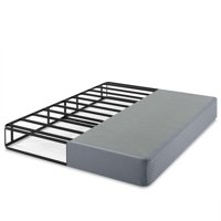 Best Price Mattress 9 Inch Heavy Duty Steel Box Spring, Multiple Sizes and Colors
