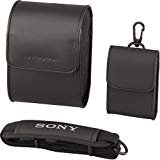 Sony LCS PC55 Leather Handycam Carrying Case for the DCRPC55 Camcorder ()