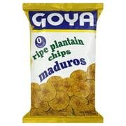 Goya Goya  Plantain Chips, 4 oz