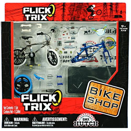 Flick Trix BMX Hutch Finger Bike