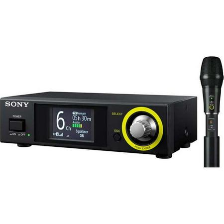 Sony DWZ Series Digital Wireless Vocal Set