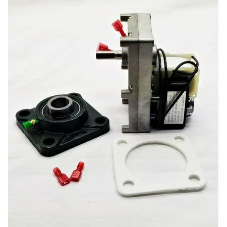 Englander Auger Motor Replacement Kit - Includes Motor, Bearing, Gasket