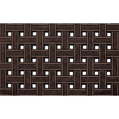 Clean Scrape Deluxe Weave Doormat