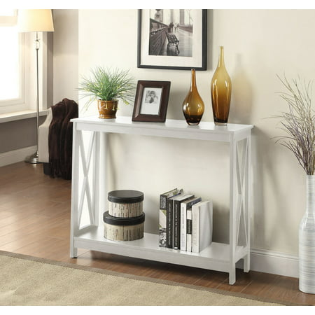 Convenience Concepts Oxford Console Table, Multiple Colors