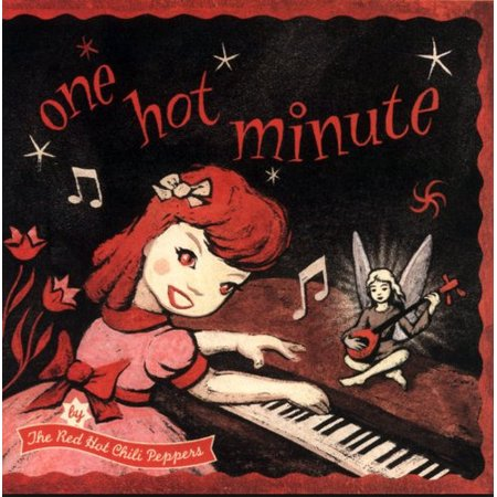 The Red Hot Chili Peppers - One Hot Minute (Vinyl)