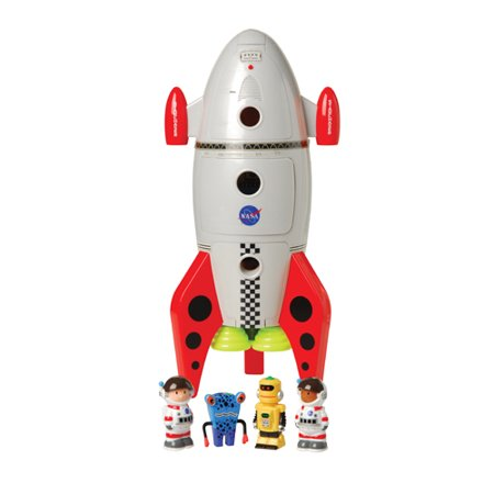 Space Mission Rocket Ship](Rocket Usa Toys)