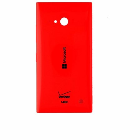 Nokia Microsoft Qi Wireless Charging Shell For Nokia Lumia 735 Verizon  Red  Refurbished