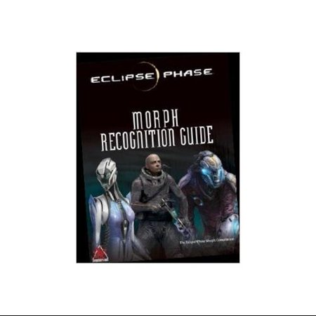 Eclipse Phase Morph Recognition Guide  Hardcover     October 22  2014