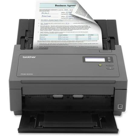 Brother PDS-5000 Sheetfed Scanner - 600 dpi Optical - 48-bit Color - 8-bit