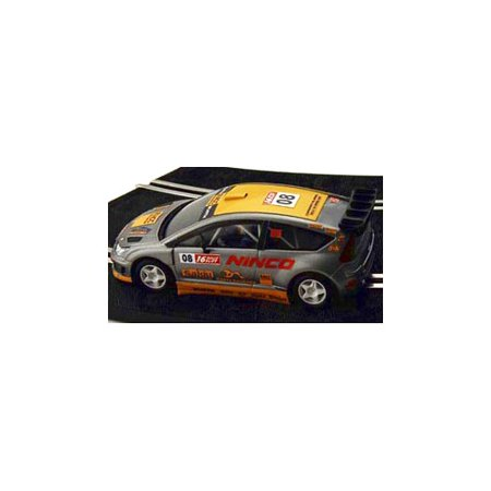 Ninco Citroen C4 WRC Racc 2008 - Limited Edition (Costa Daurada) Multi-Colored