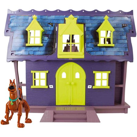 Scooby Doo Mystery Mansion (Scooby Doo Miniature)