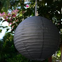 """Efavormart 16"""" Paper Chinese Lantern Lamp Shade Hanging Party Event Decor Set For Wedding Party Banquet Event Decoration - 12 PCS"""
