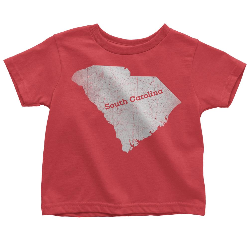 Small / Red South Carolina Kids Tee Home Shirt