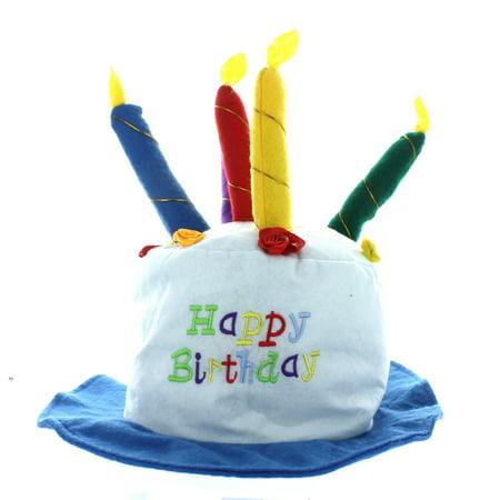 Birthday Cake Hat (single)