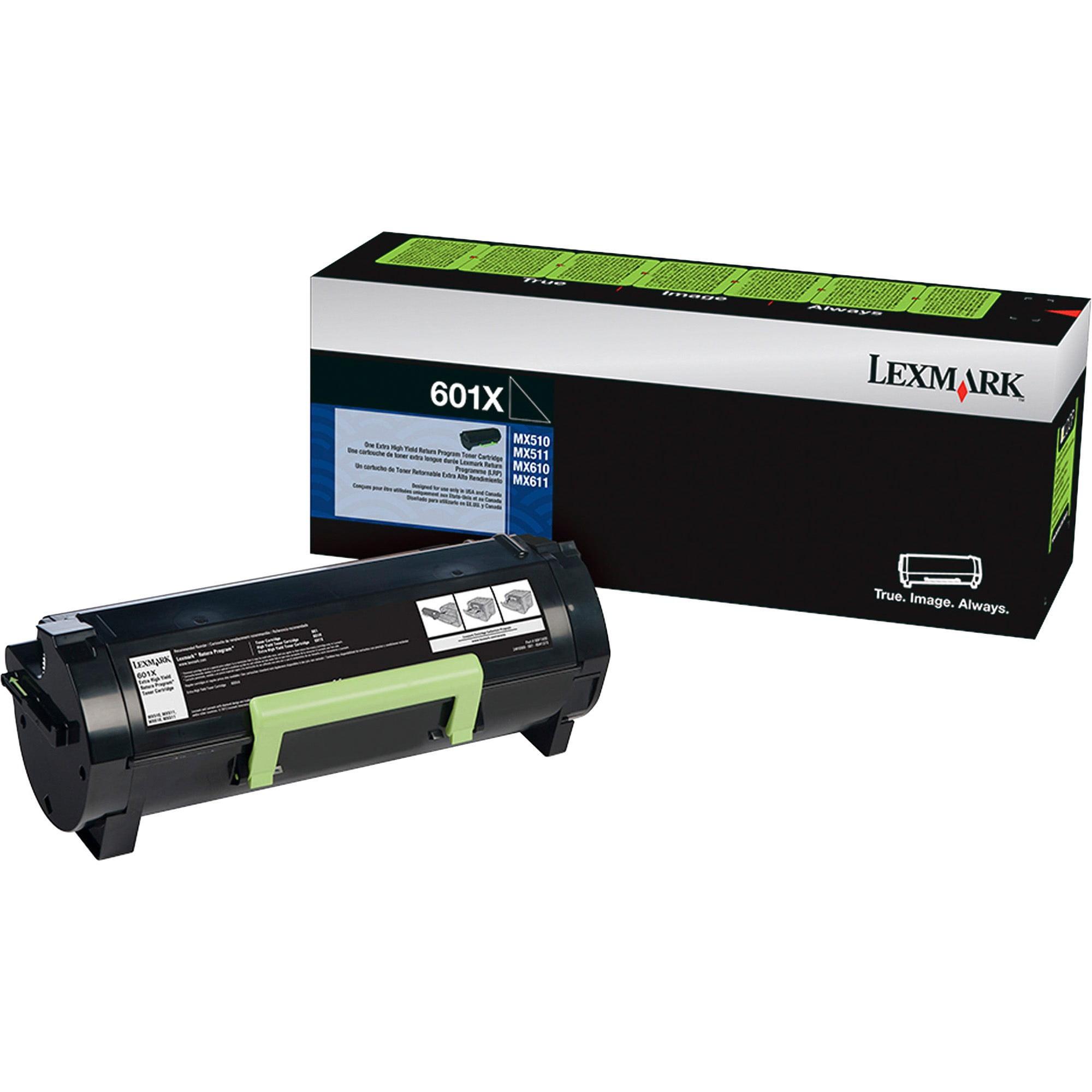 Lexmark, LEX60F1X00, 60F1X00 Toner Cartridge, 1 Each